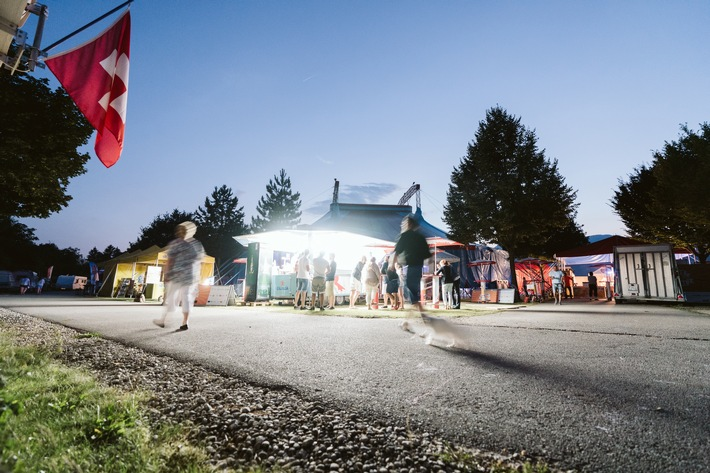 TCS Campingfestival 2018