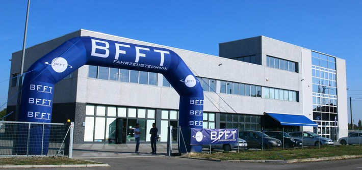 Tech Day bei BFFT Italia - Blick in die Zukunftswerkstatt
