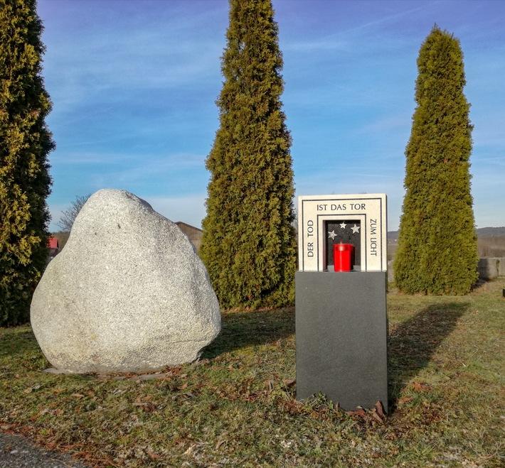 Tag des Grabsteins am 19.10.2019 - Wie sich der Friedhof verändert (FOTO)