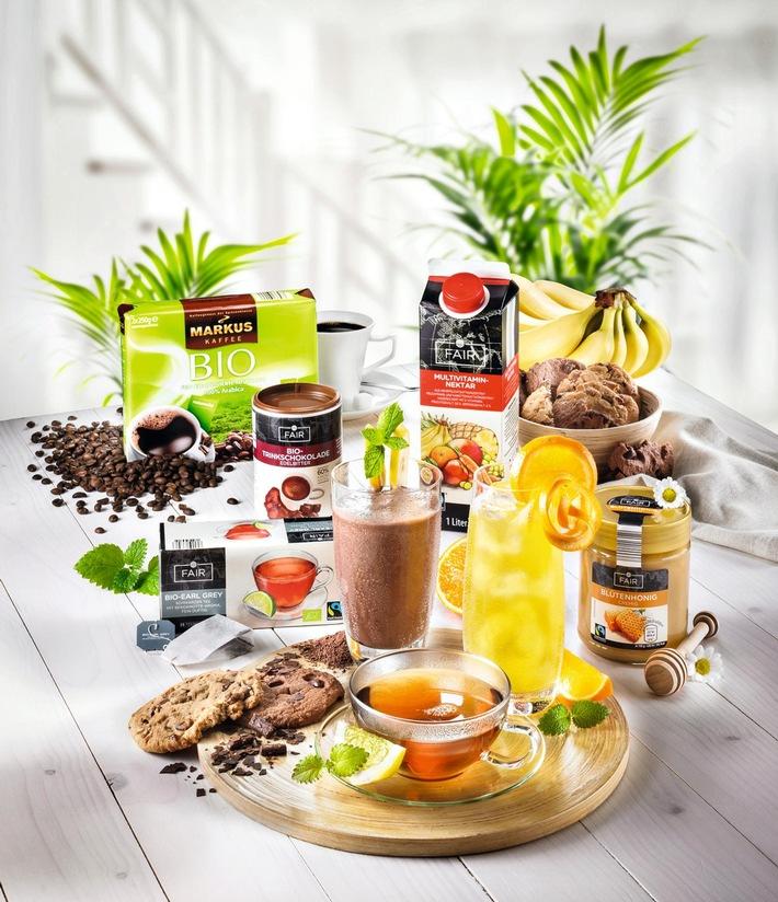 Fairer Handel zu fairen Preisen: ALDI Nord setzt auf faire Produkte