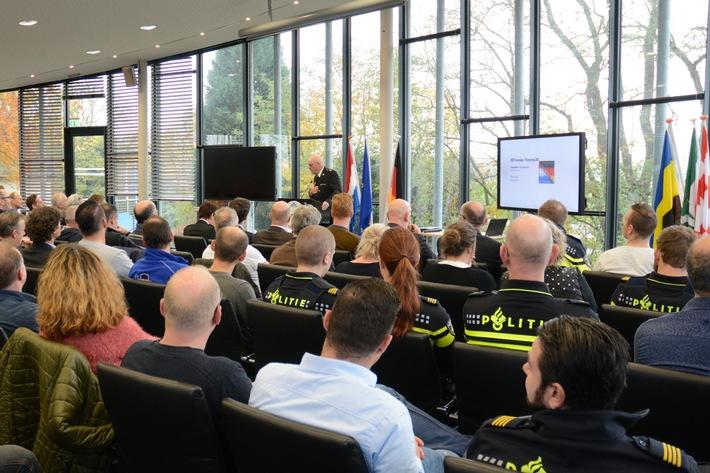 Niederländisch-Deutsche Polizeitagung