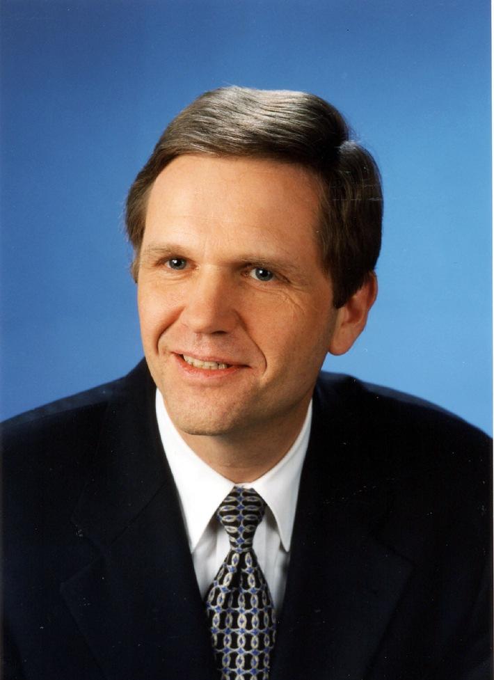 Dr. Jochem Heizmann recommended as new Board Member for Production