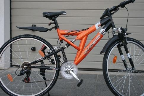 POL-DA: Stockstadt: Mountainbike sichergestellt / Polizei sucht Besitzer