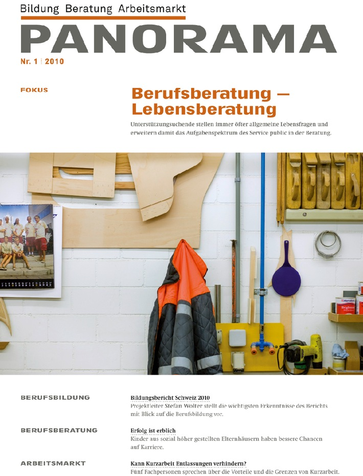 Relaunch der Fachzeitschrift PANORAMA