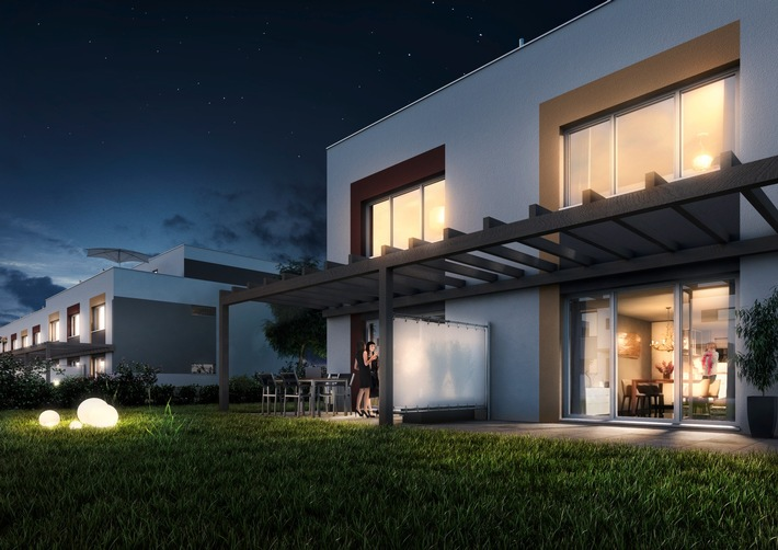 Baustolz Haustyp Valencia Illustration: BAUSTOLZ