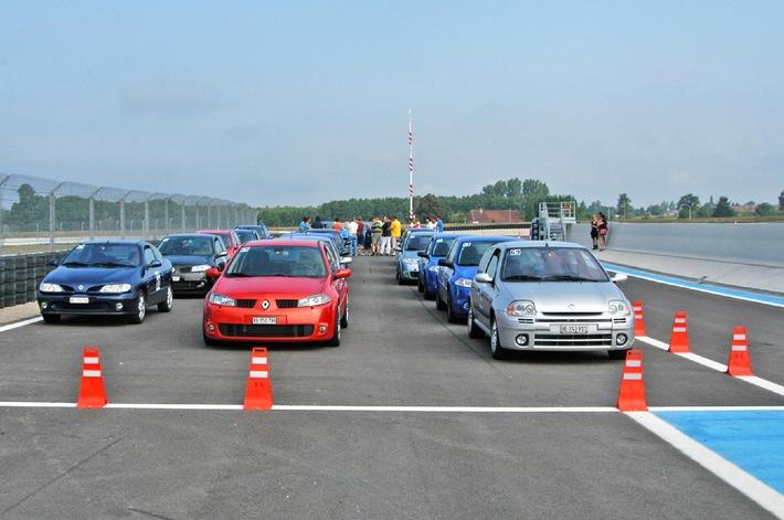 Renault Speed Days 2008 - jetzt anmelden