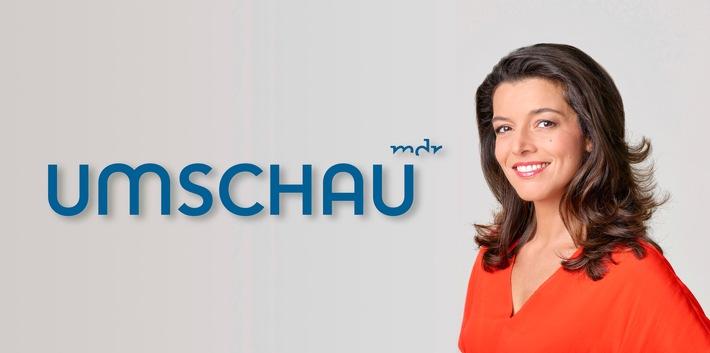 UMSCHAU - Moderatorin Ana Plasencia. Weiterer Text ber ots und www.presseportal.de/nr/129256 / Die Verwendung dieses Bildes ist fr redaktionelle Zwecke honorarfrei. Verffentlichung bitte unter Quellenangabe: