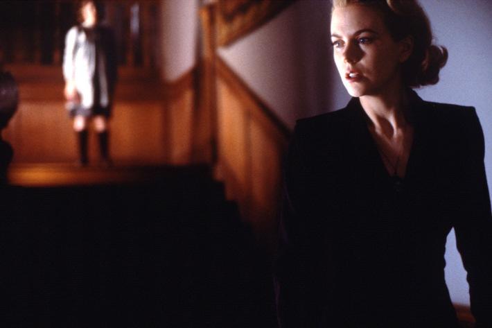 """Nicole Kidman in dem """"Fame""""-Film """"The Others"""" in der Reihe """"Jugendsünden - from shame to fame"""" am 17. Februar um 20:15 Uhr. Weiterer Text über ots und www.presseportal.de/nr/43455 / Die Verwendung dieses Bildes ist für redaktionelle Zwecke honorarfrei. Veröffentlichung bitte unter Quellenangabe: """"obs/Tele 5/© TMG"""""""