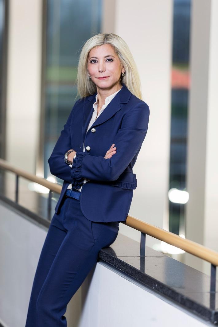 Belgin Rudack ist neue Vorstandsvorsitzende der CreditPlus Bank