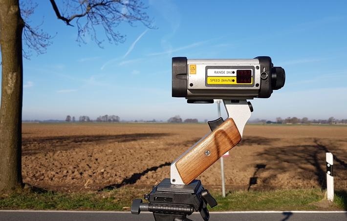 Laserpistole / Beispielfoto