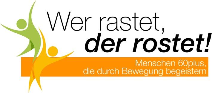 Wer rastet, der rostet! - Marie-Luise und Ernst Becker Stiftung sucht Menschen 60plus, die durch Bewegung begeistern (FOTO)
