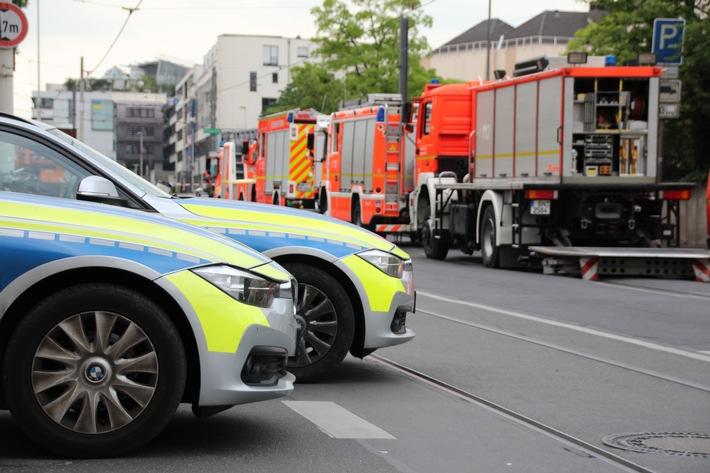Symbolbild - Copyright Feuerwehr Bonn