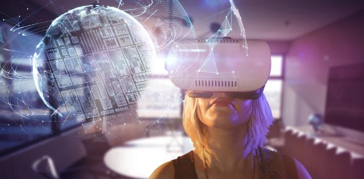 Für die steigenden Anforderungen der digitalen Kommunikation müssen unsere Mobilfunknetze schneller, effizienter, sicherer und nachhaltiger werden. Foto: © vectorfusionart, Fotolia.com/ Fraunhofer IAF