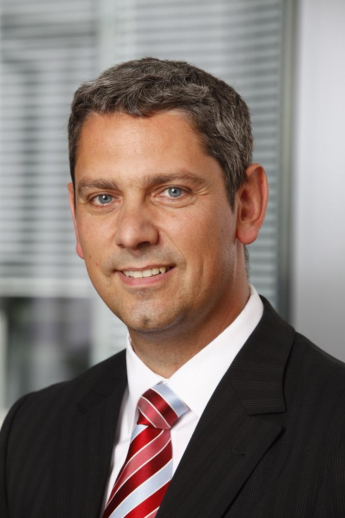 Michael Hagedorn wird neuer Bereichsvorstand Insurance bei Steria Mummert Consulting (mit Bild)