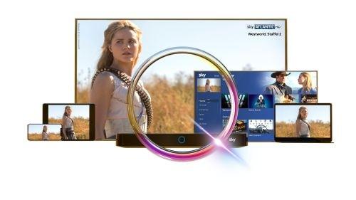 """Sky Q Multiscreen Weiterer Text über ots und www.presseportal.de/nr/33221 / Die Verwendung dieses Bildes ist für redaktionelle Zwecke honorarfrei. Veröffentlichung bitte unter Quellenangabe: """"obs/Sky Deutschland"""""""