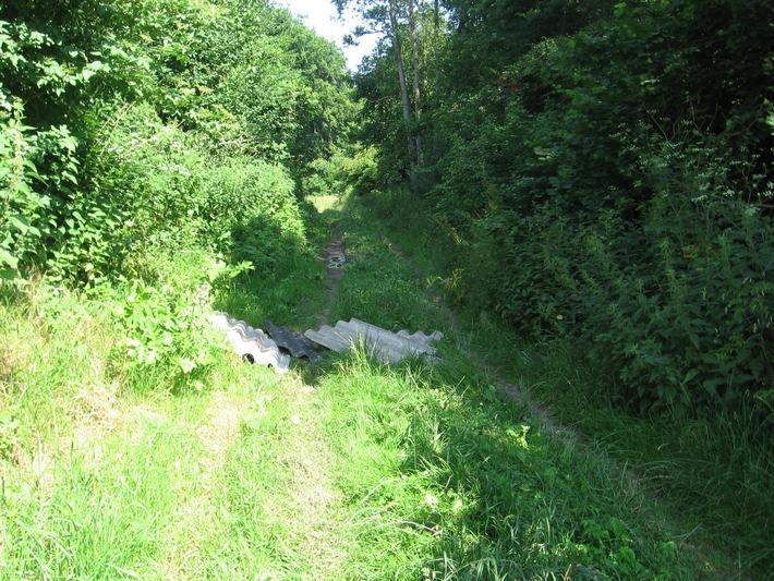 POL-HI: Umweltfrevel in Bad Salzdetfurth und Holle