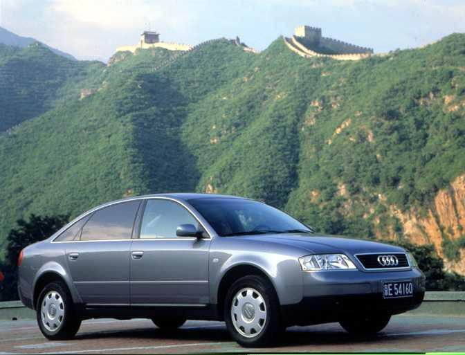 50.000ster Audi A6 Kunde aus China zu Gast bei Audi