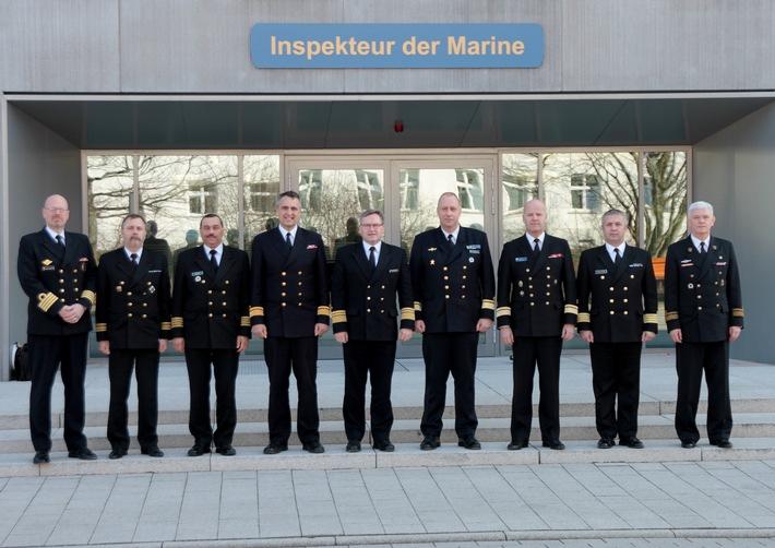 "2. ""Baltic Commanders Conference"" - Starkes Signal der Ostseepartner"