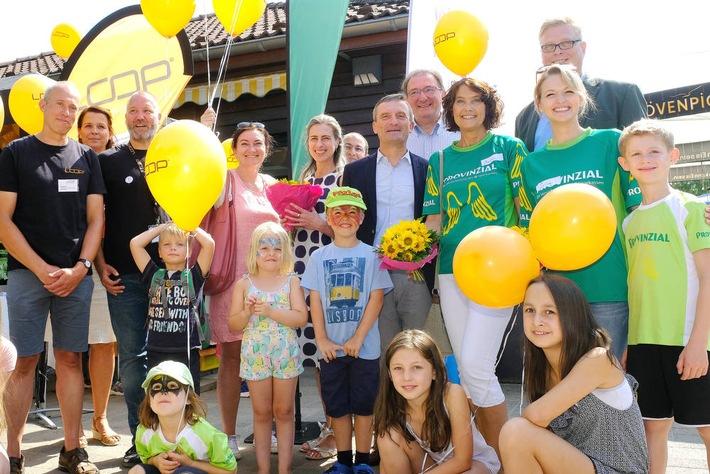 Familienfest zugunsten der Kinder- und Jugendhilfe LOOP