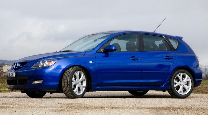 Un diesel de choc pour la Mazda3