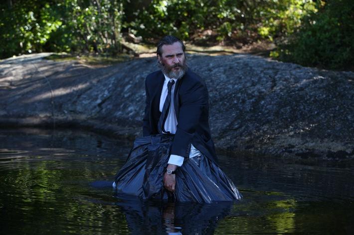 A BEAUTIFUL DAY - Joaquin Phoenix im Rachethriller des kommenden Jahres