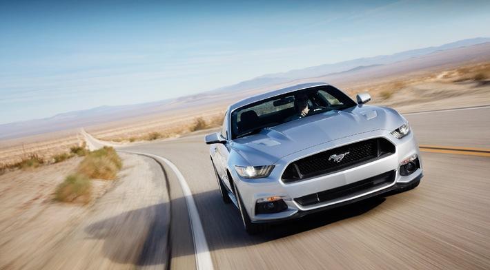 Neuer Ford Mustang: Die ersten 500 Reservierungen innerhalb von nur 30 Sekunden