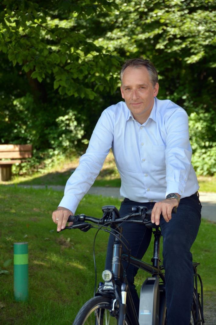 Markus Maus: 2018 wird Jahr des Firmenrades