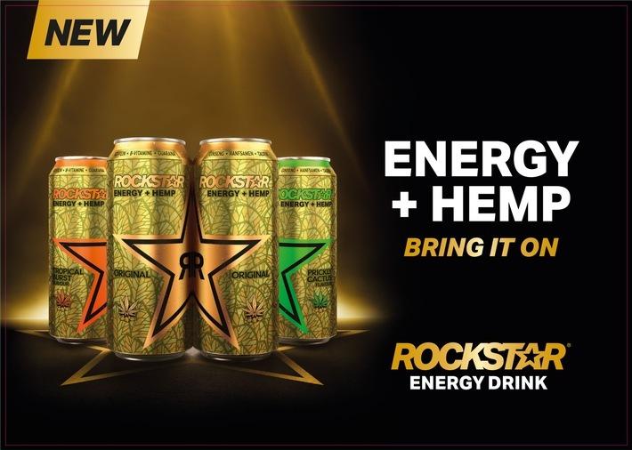 """""""Mit 14 Prozent Wachstum, 1,5 Milliarden Euro Umsatz für knapp 600 Millionen getrunkenen Litern, sind Energy Drinks der Wachstumstreiber für den Markt alkoholfreier Getränke. Unsere Marke Rockstar ist hier Marktführer im Flavor-Segment mit einem Marktanteil von 35 Prozent"""", sagt Isabel Teves, Commercial Director Beverages D/A/CH bei PepsiCo. """"60% des Wachstums im Energy Drink Segment werden getrieben durch Innovationen. Hier ist Rockstar mit Neuentwicklungen wie XD-Power - die Innovation wurde 2020 im Energy Drink Segment gelauncht - führend. Deshalb ist klar für uns, dass wir uns auch in Zukunft über starke Innovationen positionieren werden. Auf diese Weise wird der Energy-Markt insgesamt vergrößert. Dass wir das schaffen können und das Vertrauen des global Players PepsiCo im Rücken haben, beweist die Tatsache, dass wir der erste PepsiCo Markt weltweit sind, der Rockstar Energy + HEMP launcht. PepsiCo DACH ist - als zweitgrößter Rockstar-Markt - ein klarer Wachstumsmarkt für die Marke, die für 3,85 Milliarden Dollar letztes Jahr in den Konzern integriert wurde."""" / Weiterer Text über ots und www.presseportal.de/nr/58045 / Die Verwendung dieses Bildes ist für redaktionelle Zwecke unter Beachtung ggf. genannter Nutzungsbedingungen honorarfrei. Veröffentlichung bitte mit Bildrechte-Hinweis."""