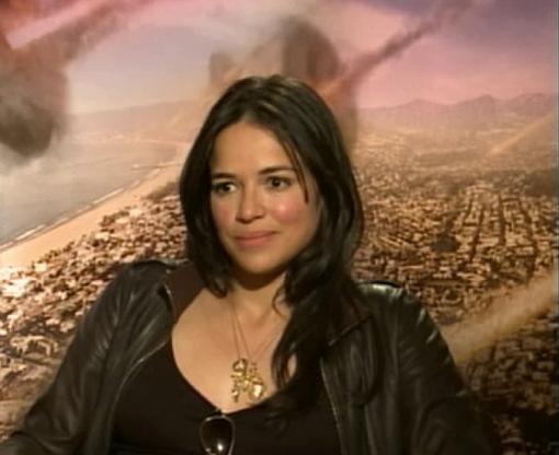 """'Avatar'-Star Michelle Rodriguez:  """"Die ganze Technik macht uns immer fauler"""" Interview in 'Gottschalk' auf TELE 5 am  Freitag, 15. April, 20.00 Uhr und  Sonntag, 17. April, 23.55 Uhr (mit Bild)"""