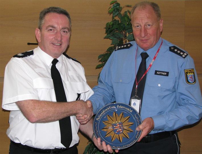 PPSH-ERB: Erbach/Falkirk - Hospitation bei schottischer Polizei