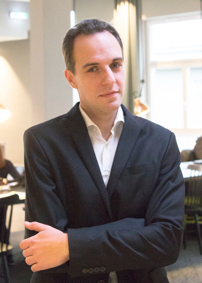 Thomas Hertkorn wird Head of Online Marketing bei A&O Hotels and Hostels - BILD