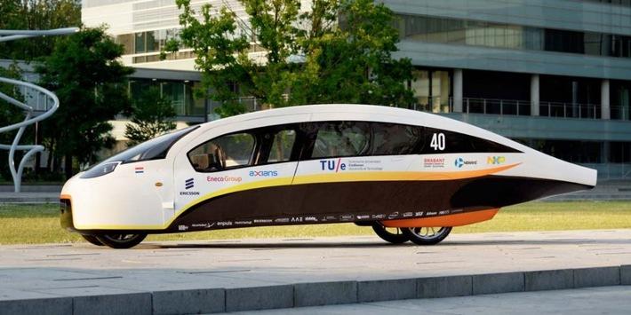 Ericsson bei UN-Klimakonferenz COP 23 / Sieger-Auto der World Solar Challenge bei UN-Klimakonferenz COP 23