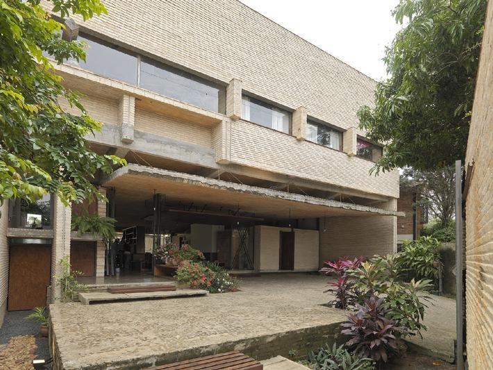 Ausstellung BSI Swiss Architectural Award