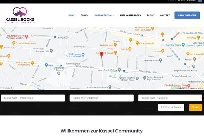 Kassel Rocks neue Online Plattform für Kassel / Weiterer Text über ots und www.presseportal.de/nr/152784 / Die Verwendung dieses Bildes ist für redaktionelle Zwecke unter Beachtung ggf. genannter Nutzungsbedingungen honorarfrei. Veröffentlichung bitte mit Bildrechte-Hinweis.