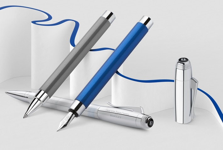 Start your engine: Bentley und Graf von Faber-Castell lancieren exklusive Sonderkollektion (FOTO)