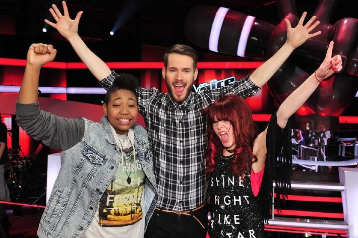 """Dank Eier-Trick: Jamica (14) steht im Finale bei """"The Voice Kids"""""""