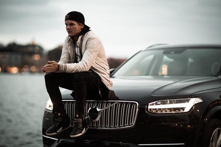 """Volvo Markenkampagne """"A New Beginning"""" in Zusammenarbeit mit Avicii startet heute"""