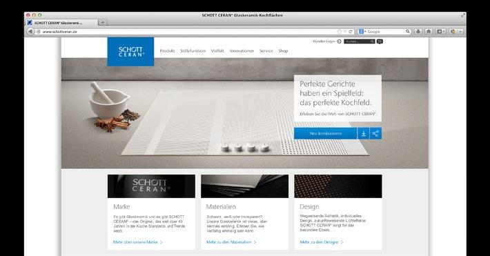 ▷ Alles, was Sie über SCHOTT CERAN® Glaskeramik wissen möchten: neu ...