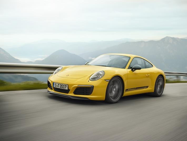 Weniger ist mehr - der neue Porsche 911 Carrera T