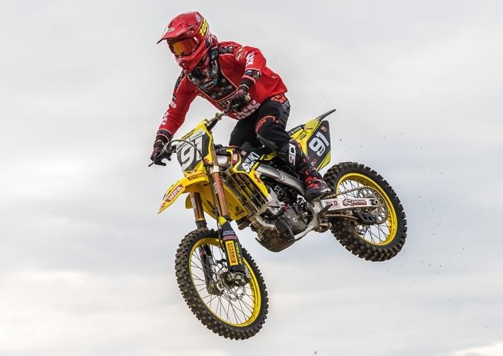 La SSR conclut un partenariat avec le Grand Prix Motocross de Suisse