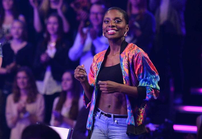 """Nikeata Thompson sucht exklusiv in SAT.1 junge Tanztalente: """"Got to Dance Kids"""" ab Herbst 2015"""