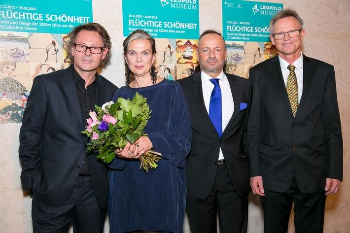 JTI Collection zu Gast im Leopold Museum - BILD