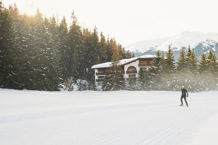 Das Arabella Hotel Waldhuus Davos startet dieser Tage mit eigener Trainerin und speziellen Packages für Nordic-Fans in die Langlaufsaison 2018/19.