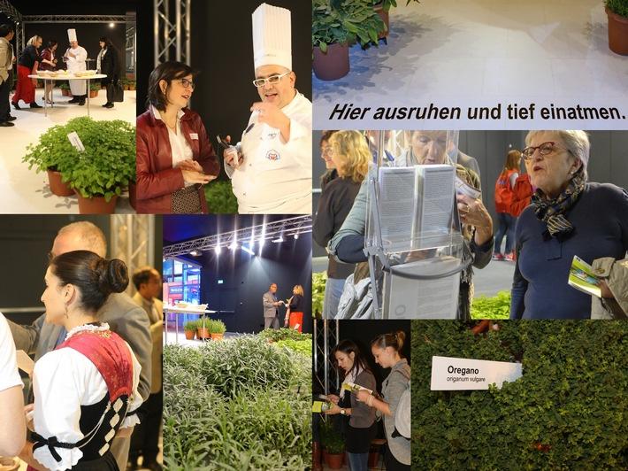 Igeho-Forum der Kirchen in Basel: Tourismus lebt von Anteilnahme (BILD)