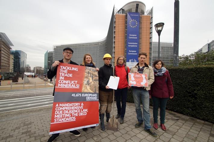 EU: Konfliktmineralien-Verordnung tritt in Kraft