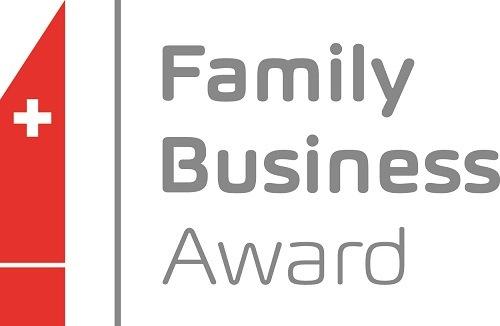 """Logo Family Business Award / Weiterer Text über ots und www.presseportal.ch/de/nr/100001252 / Die Verwendung dieses Bildes ist für redaktionelle Zwecke honorarfrei. Veröffentlichung bitte unter Quellenangabe: """"obs/AMAG Automobil- und Motoren AG"""""""