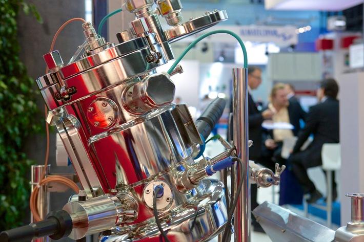 Spezialisten aus der Pharma, Chemie und Biotechnologie treffen sich an der ILMAC in Basel