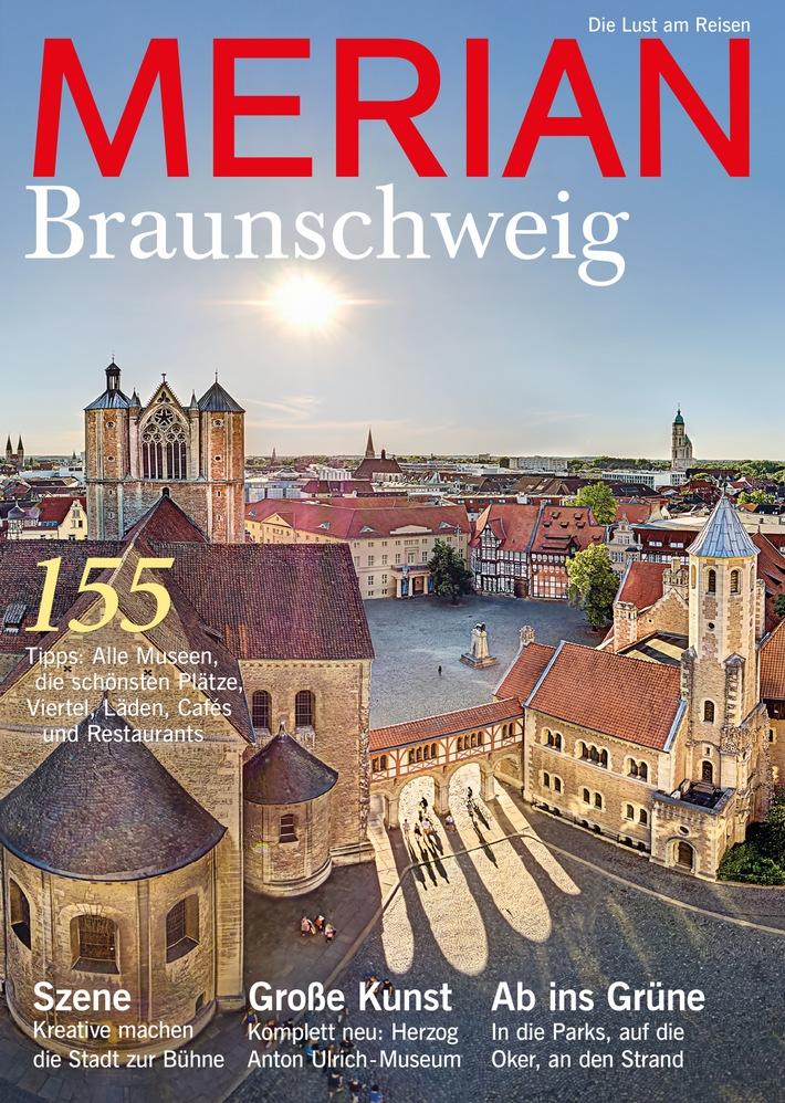 Neu: MERIAN Braunschweig erscheint am 9. September
