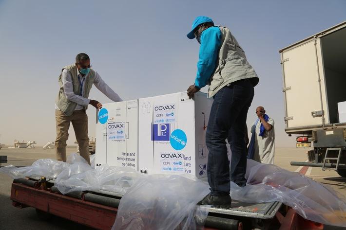COVAX, UNICEF, Mauretanien_UN0440260.JPG