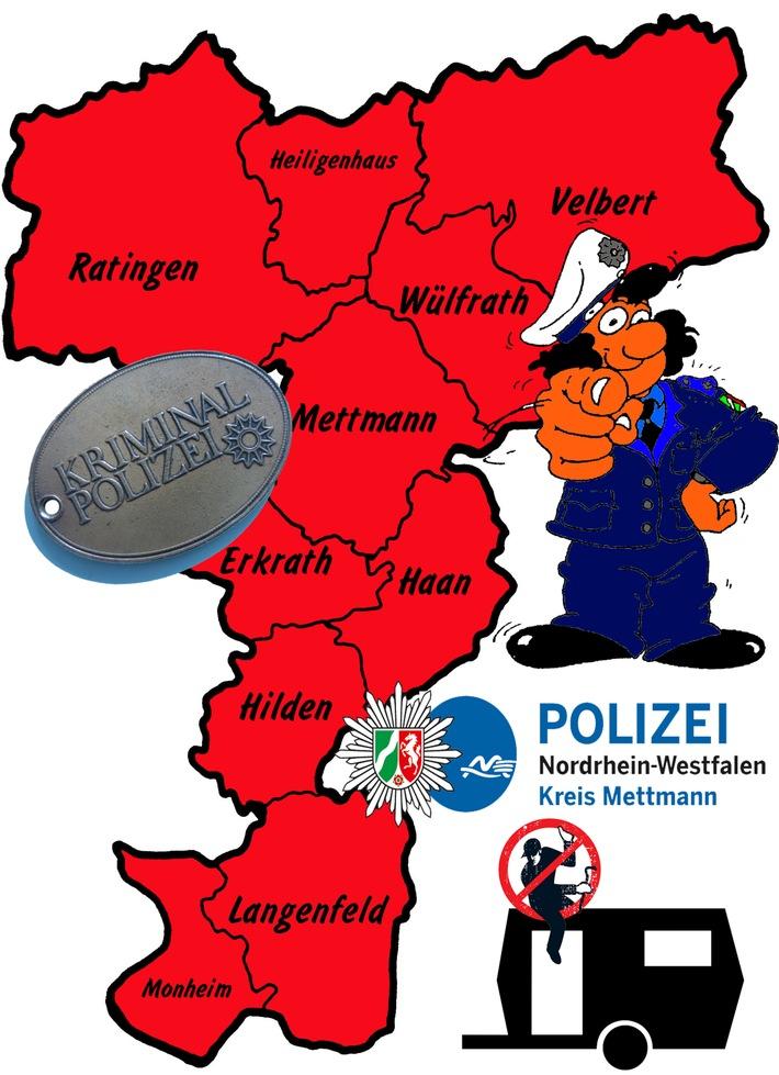 POL-ME: Wieder ein Wohnwagen-Komplettdiebstahl - Langenfeld - 1709093